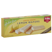 Schar Lemon Wafers, 4.4 oz, (Pack of 12)
