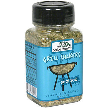 The Spice Hunter Grill Shakers Seafood Seasoning Blend, 3.9 oz, (Pack of 6)