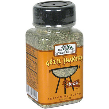 The Spice Hunter Grill Shakers Steak Seasoning Blend, 4.2 oz, (Pack of 6)