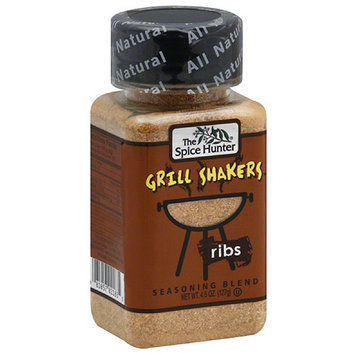 The Spice Hunter Grill Shakers Ribs Seasoning Blend, 4.5 oz, (Pack of, 6)