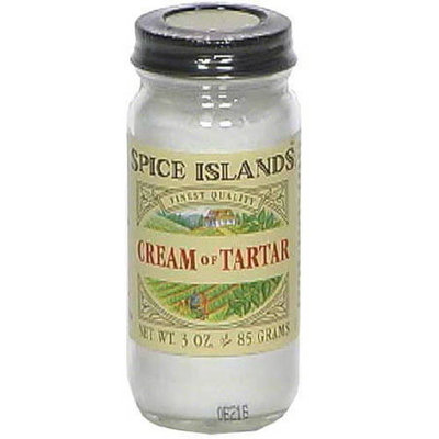 Spice Islands Cream of Tartar, 3 oz, (Pack of 3)