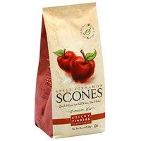 Sticky Fingers Bakeries Apple Cinnamon Scones Premium Mix, 15 oz, (Pack of 6)