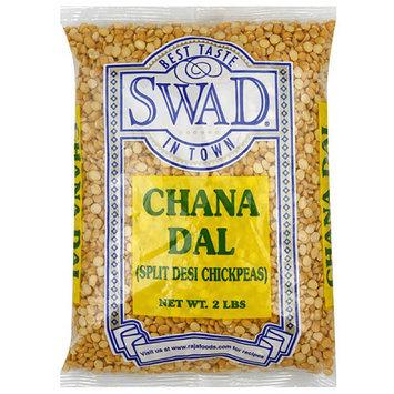Swaddle Keeper Swad Split Desi Chickpeas, 2 lbs, (Pack of 6)