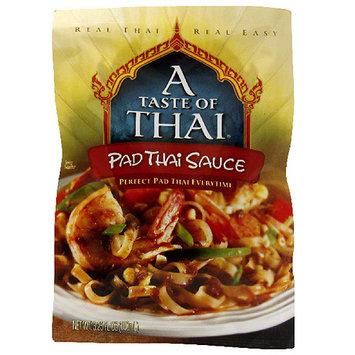 A Taste of Thai Pad Thai Sauce, 3.25 oz, (Pack of 6)