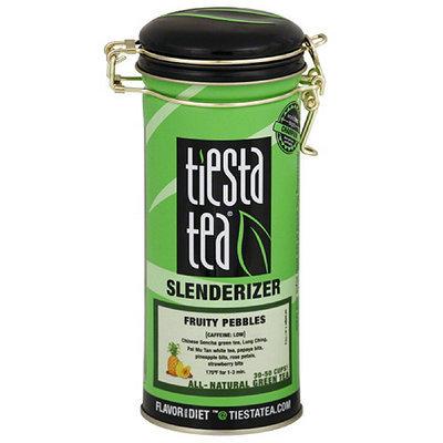 Tiesta Tea Slenderizer Fruity Pebbles Green Tea, 4 oz, (Pack of 6)