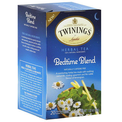 Twinings® Bedtime Blend Herbal Tea Bags
