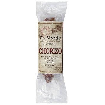 Volpi Un Mondo Chorizo, 6 oz, (Pack of 8)