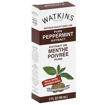 Watkins Pure Peppermint Extract, 2 fl oz, (Pack of 6)
