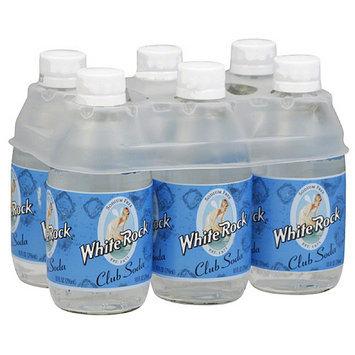 White Rock Club Soda, 60 fl oz, (Pack of 4)