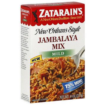 Zatarain's New Orleans Style Mild Jambalaya Mix, 8 oz, (Pack of 12)
