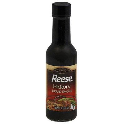 Reese Hickory Liquid Smoke, 5 fl oz, (Pack of 12)