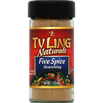 Ty Ling Naturals Five Spice Seasoning, 1.7 oz, (Pack of 36)