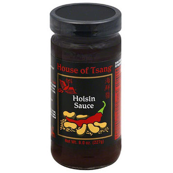 House of Tsang Hoisin Sauce, 8 oz, (Pack of 12)