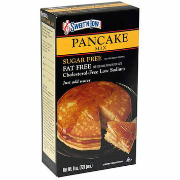 Sweet N Low Sweet'N Low Sugar Free Pancake Mix, 8 oz, (Pack of 6)