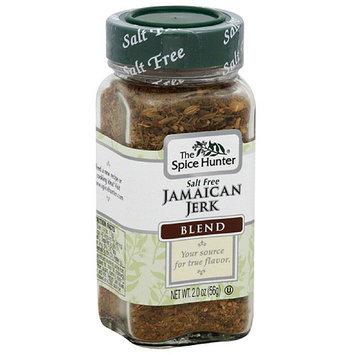 The Spice Hunter Salt Free Jamaican Jerk Blend, 2 oz, (Pack of 48)