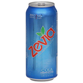 Zevia All Natural Cola Soda Soft Drink