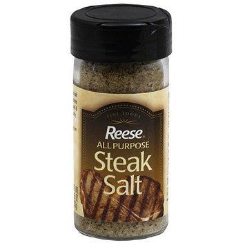 Reese All Purpose Steak Salt, 4.65 oz, (Pack of 36)