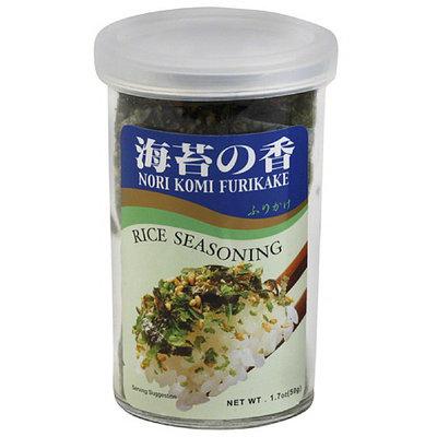 Jfc International Ajishima Foods Nori Komi Furikake Rice Seasoning, 1.7 oz, (Pack of 30)