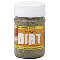 Todds Dirt Todd's Dirt Low Down Dirt Ultimate All-Purpose Seasoning, 2.25 oz, (Pack of 12)