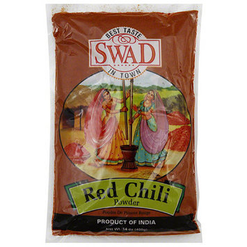 Swaddle Keeper Swad Red Chili Powder, 14 oz, (Pack of 10)