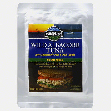 Wild Planet Wild Albacore Tuna, 3 oz, (Pack of 24)