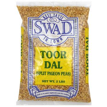 Swaddle Keeper Swad Toor Dal Split Pigeon Peas, 32 oz (Pack of 6)