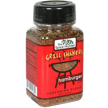 The Spice Hunter Grill Shakers Hamburger Seasoning Blend, 4.1 oz, (Pack of 24)
