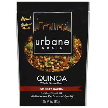 Urbane Grain Smokey Bacon Quinoa Whole Grain Blend, 4 oz, (Pack of 6)
