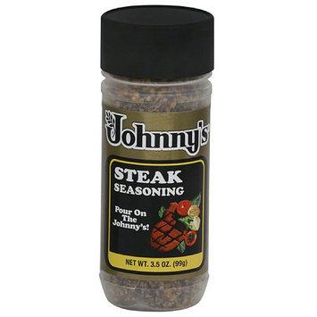 Johnny's Fine Foods Johnny's Steak Seasoning, 3.5 oz, (Pack of 6)