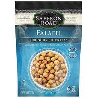 Saffron Road Falafel Crunchy Chickpeas, 6 oz, (Pack of 8)