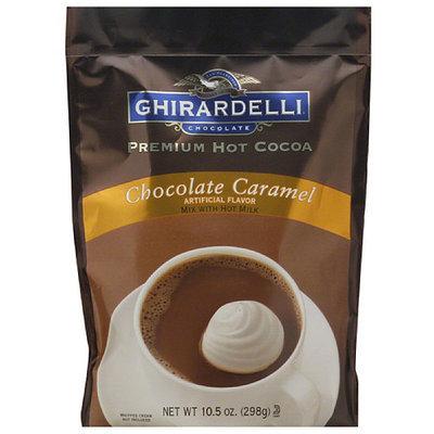 Ghirardelli Chocolate Caramel Premium Hot Cocoa Mix, 10.5 oz, (Pack of 6)