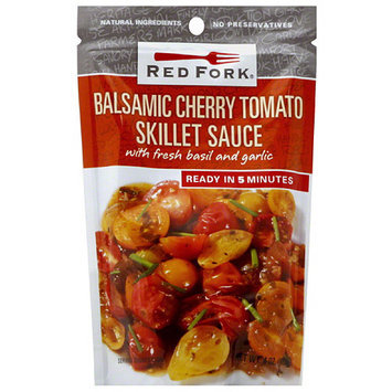 Red Fork Balsamic Cherry Tomato Skillet Sauce, 4 oz, (Pack of 8)
