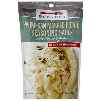 Red Fork Parmesan Mashed Potato Seasoning Sauce, 4 oz, (Pack of 8)