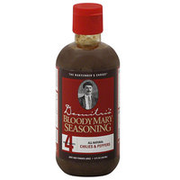 Demitri's Chilies & Peppers Bloody Mary Seasoning, 8 fl oz, (Pack of 6)
