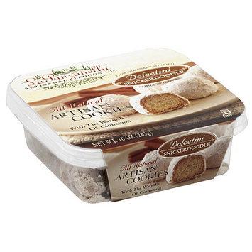 La Panzanilla La Panzanella Snickerdoodle All Natural Artisan Cookies, 10 oz, (Pack of 12)