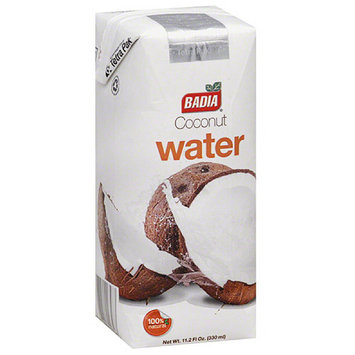 Badia Coconut Water, 11.2 fl oz, (Pack of 12)