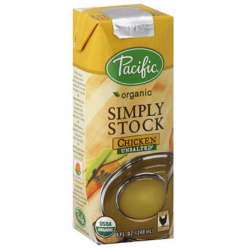 Pacific Foods Pacific Organic Simply Stock Unsalted Chicken Stock