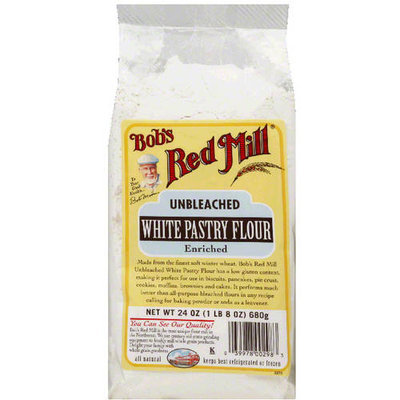 Bob's Red Mill Unbleached White Pastry Flour