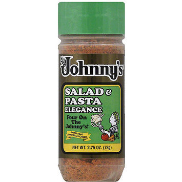 Johnny's Fine Foods Johnny's Salad Pasta & Elegance Seasoning, 2.75 oz, (Pack of 6)