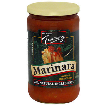 Phil Stefani Tuscany Marinara Pasta Sauce, 24 oz, (Pack of 6)