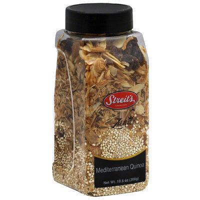 Streits Streit's Mediterranean Quinoa, 10.5 oz, (Pack of 12)