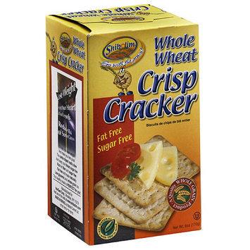 Shibolim Whole Wheat Crisp Cracker, 6 oz, (Pack of 12)
