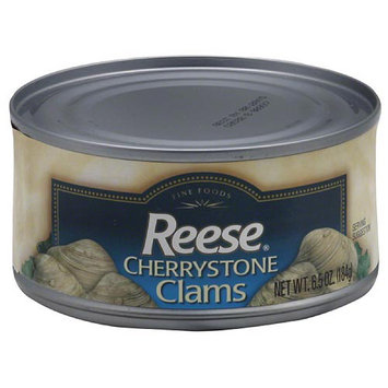 Reese Cherrystone Clams, 6.5 oz, (Pack of 12)