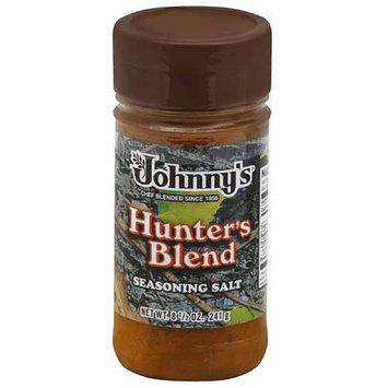 Johnny's Fine Foods Johnny's Hunter's Blend Seasoning Salt, 8.5 oz, (Pack of 6)