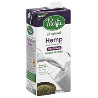 Pacific Original Unsweetened All Natural Hemp