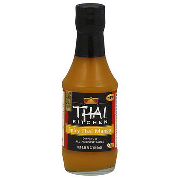 Thai Kitchen Spicy Thai Mango Dipping & All-Purpose Sauce, 6.56 fl oz, (Pack of 6)