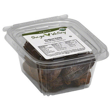 Sage Valley Medjool Dates, 8 oz, (Pack of 6)