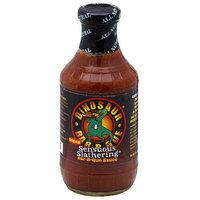 Dinosaur Bar-B-Que Original Sensuous Slathering Bar-B-Que Sauce, 19 oz, (Pack of 6)