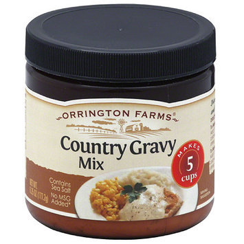 Orrington Farms Country Gravy Mix, 6.25 oz, (Pack of 6)