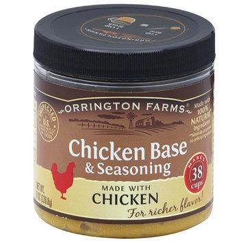 Orrington Farms Chicken Base & Seasoning, 8 oz, (Pack of 6)